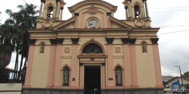 Basílica Bom Jesus de Tremembé