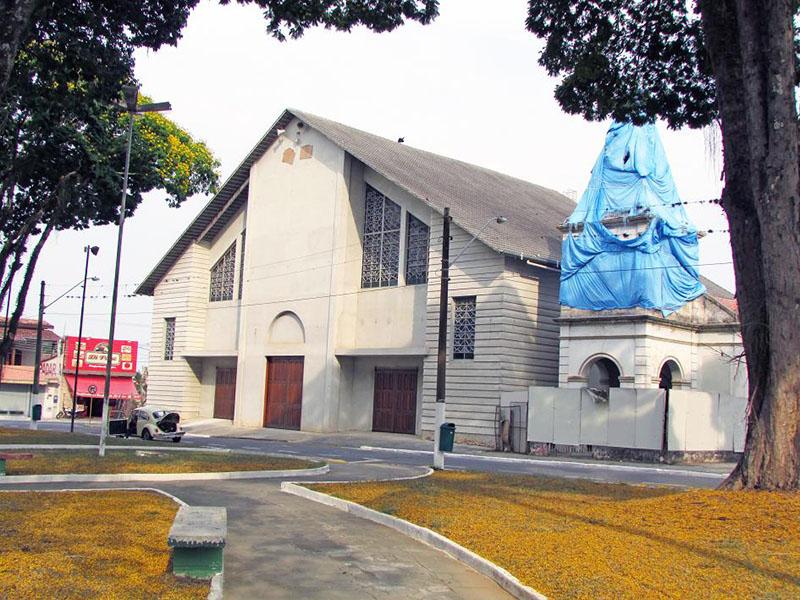 Paróquia Sant'Ana - Pindamonhangaba